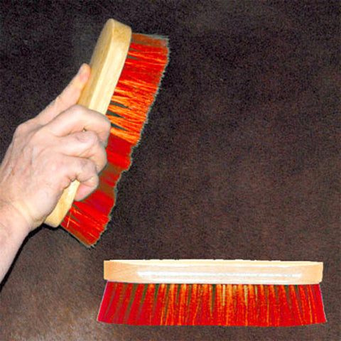 Bedford Brush - Red