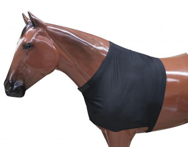 Showman Lycra Shoulder guard with velcro adjustable straps