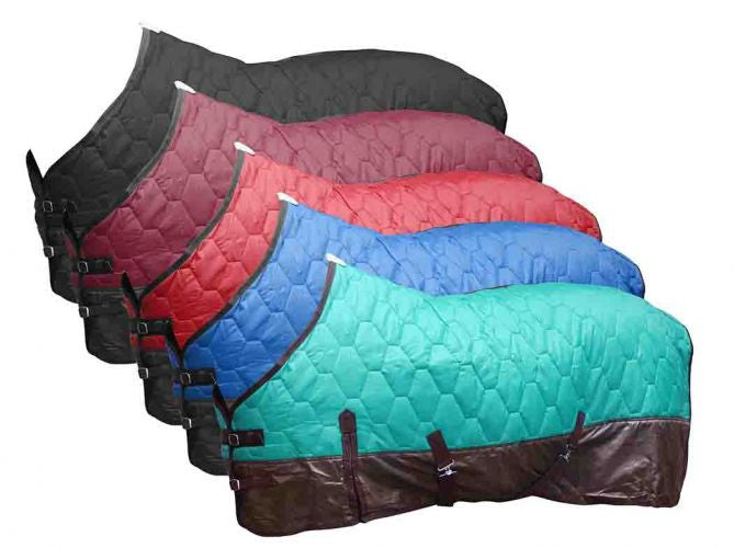 Showman 420 Denier Quilted Nylon Blanket