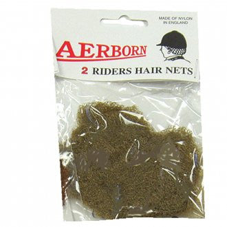 Aerborn Hair Net | Light Brown Heavy Wt