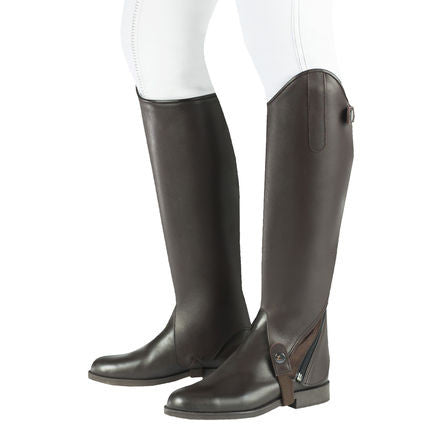 Horze Piper Leather Chaps