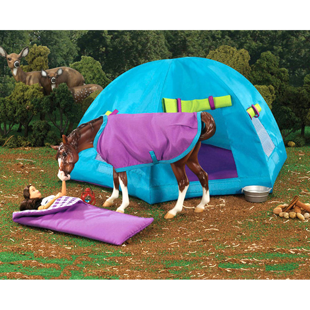 Breyer Traditional Back country Camping Set