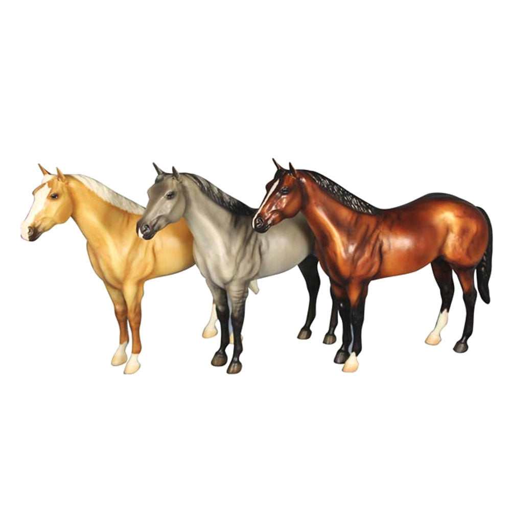Breyer Traditional AQHA 75th Anniversary Quarter Horse