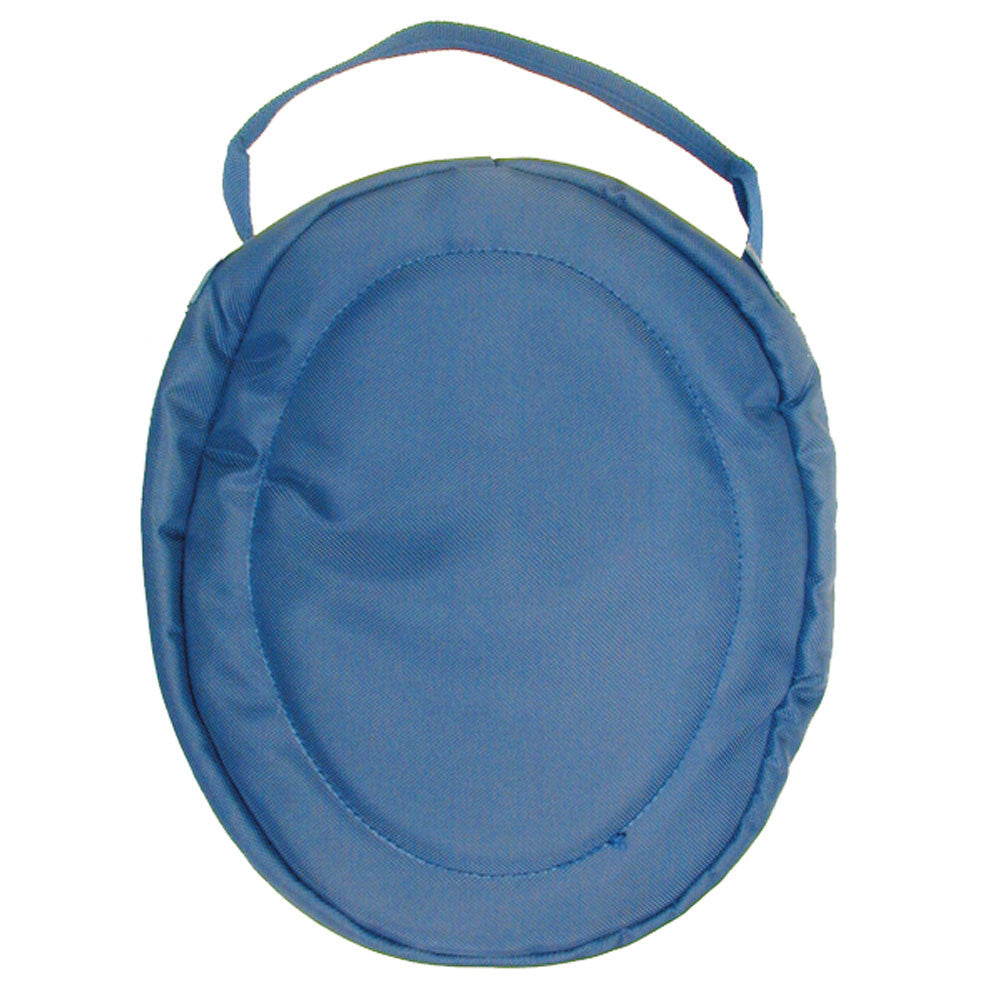 High Spirit Lined Hat Bag Navy