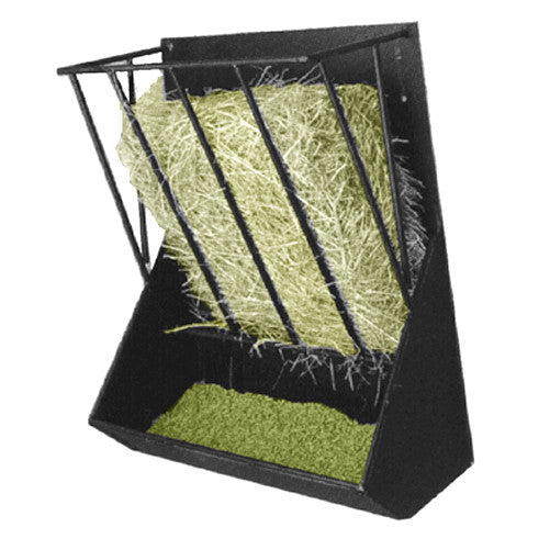 Hay and Grain Feeder