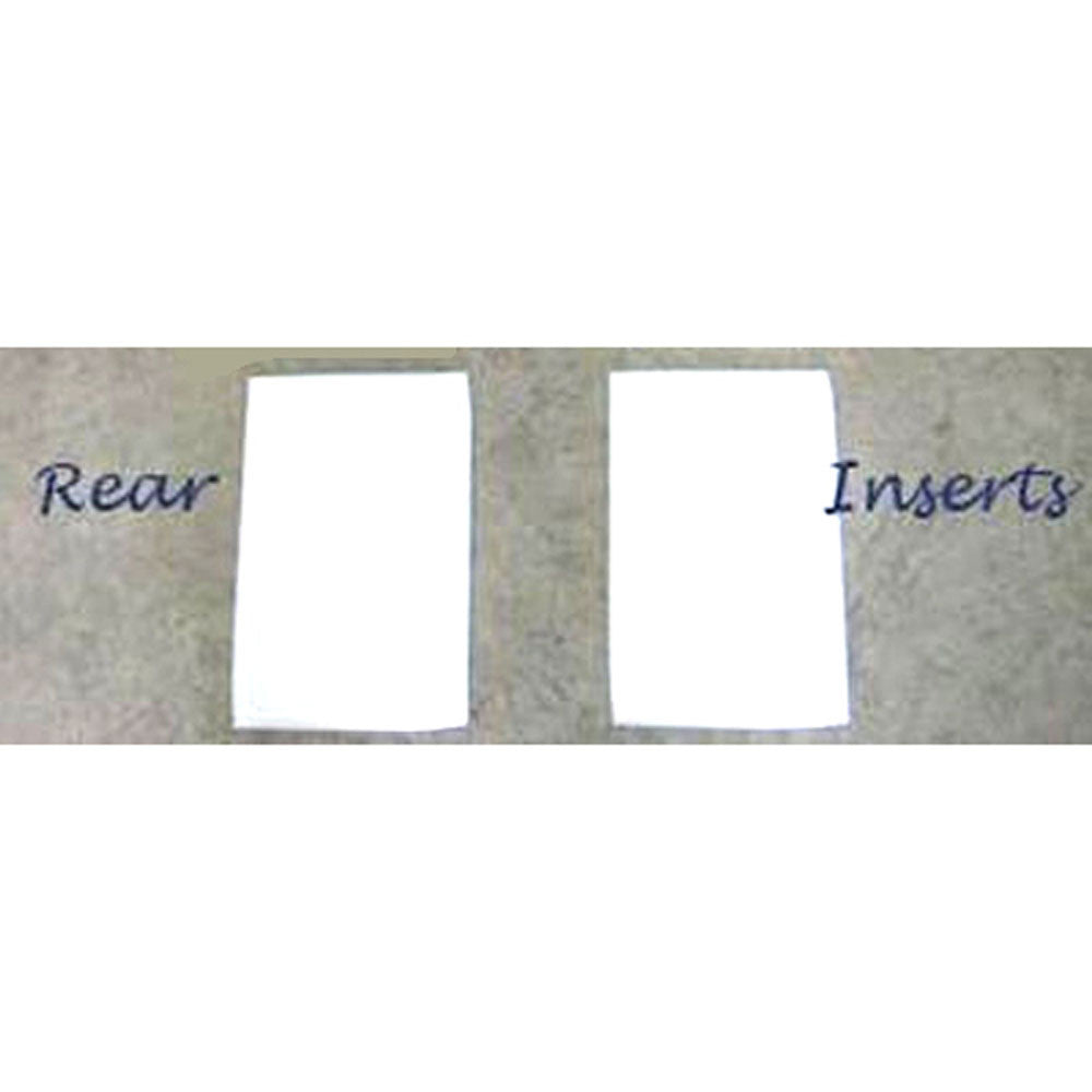 ThinLinePro Tech Felt Western Pad Square or Barrel Inserts | Re