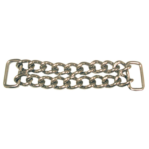 Curb Chain Flat Welded Double Row