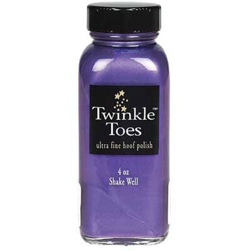 Twinkle Toes Satin Hoof Polish Purple