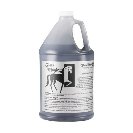 Black Magic Liniment, 1 Gallon