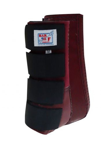 Bar F Front Galloping Boot