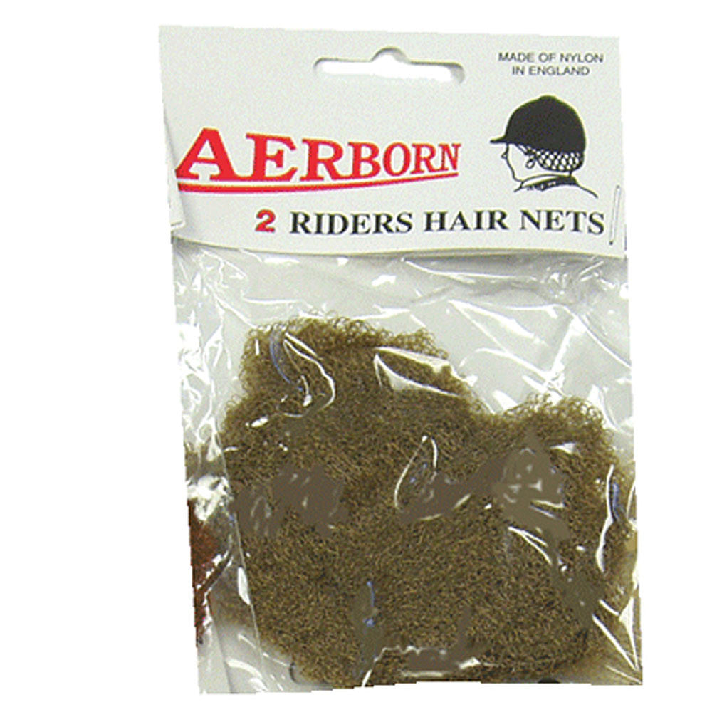 Aerborn Hair Net | Light Brown