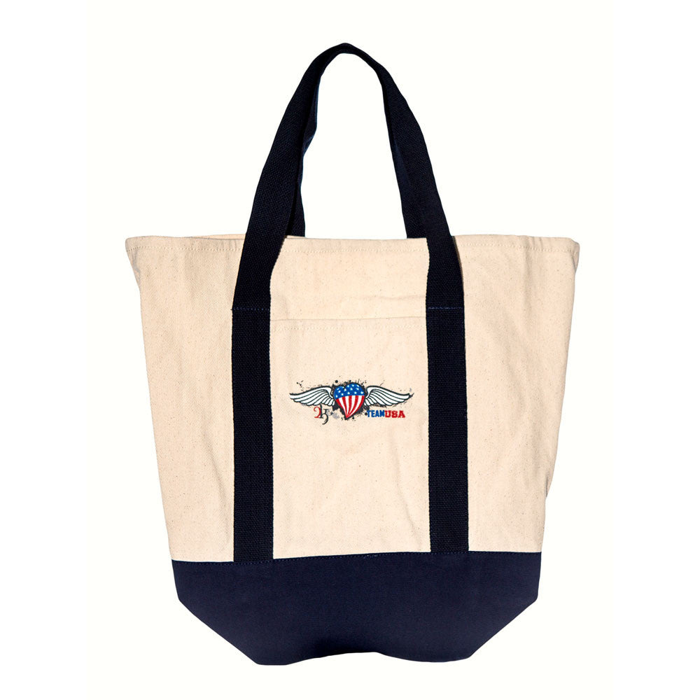 2kGrey Team USA Tote Bag