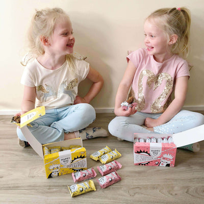 Happy Way's protein kids snack bars: Why they are the perfect healthy snacks for kids lunch boxes