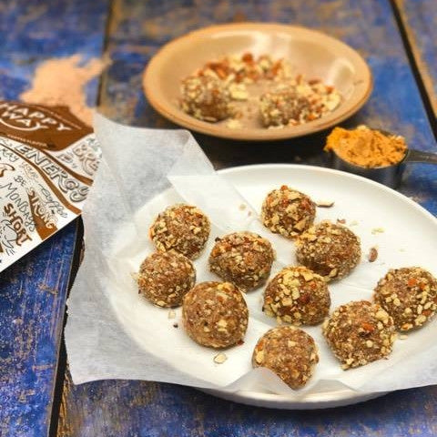 Coffee Protein Balls