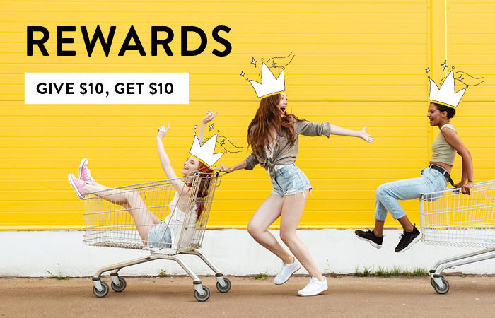 Rewards Give $10, Get $10