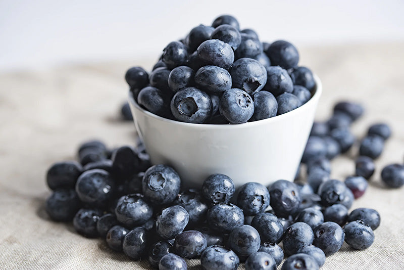 the best tasting protein powder flavour can be blueberry