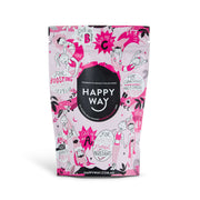 BCAA Powder - Raspberry Flavour (300g),BCAA,Happy Way,Happy Way