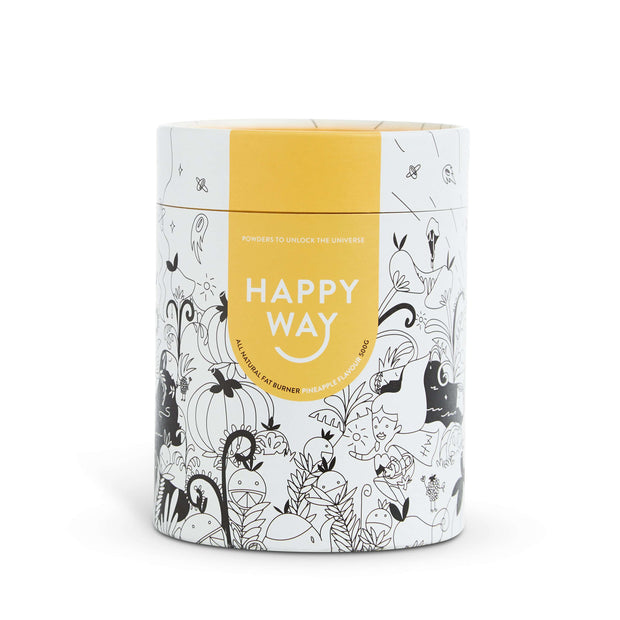 Pineapple Fat Burning Powder 500g,Fatburner,Happy Way,Happy Way