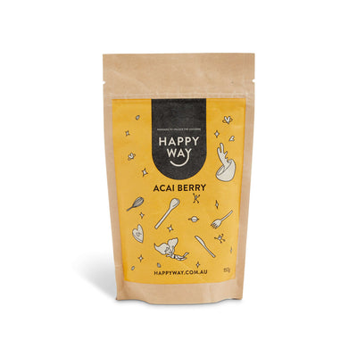 ORGANIC ACAI BERRY POWDER (150g),SUPERFOOD,Happy Way,Happy Way