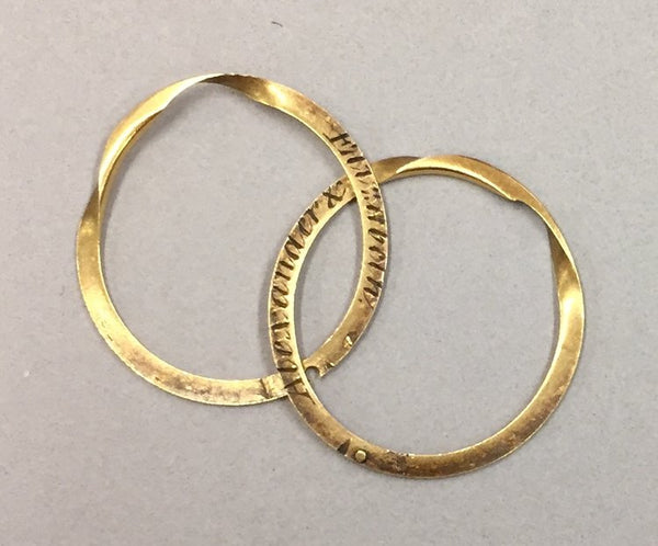 The Wedding Ring Alexander Hamilton Gave To His Wife Eliza