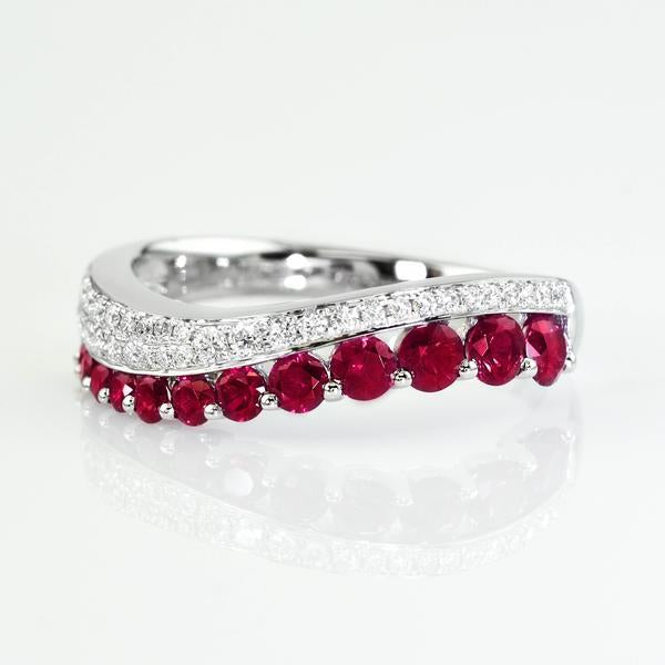 Ruby Jewelry: The Perfect Gift For July Birthdays & Anniversaries