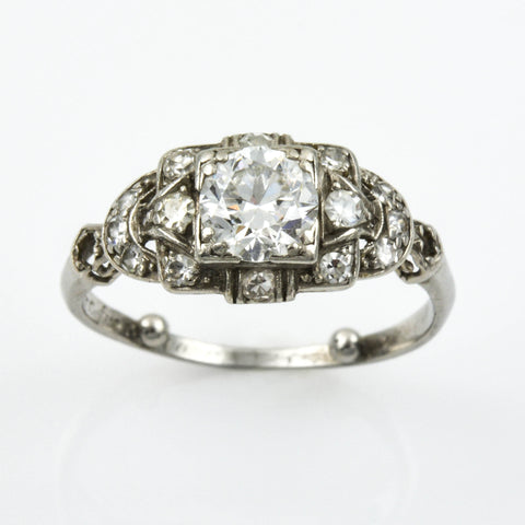 Plante Jewelers Custom Ring - Before