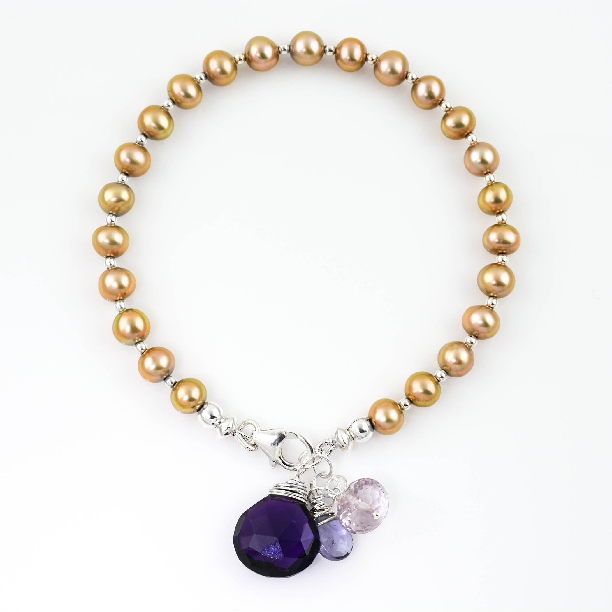 silk seenbymarinainternational bracelet n seen by international marina freshwater silkn pearl tictail