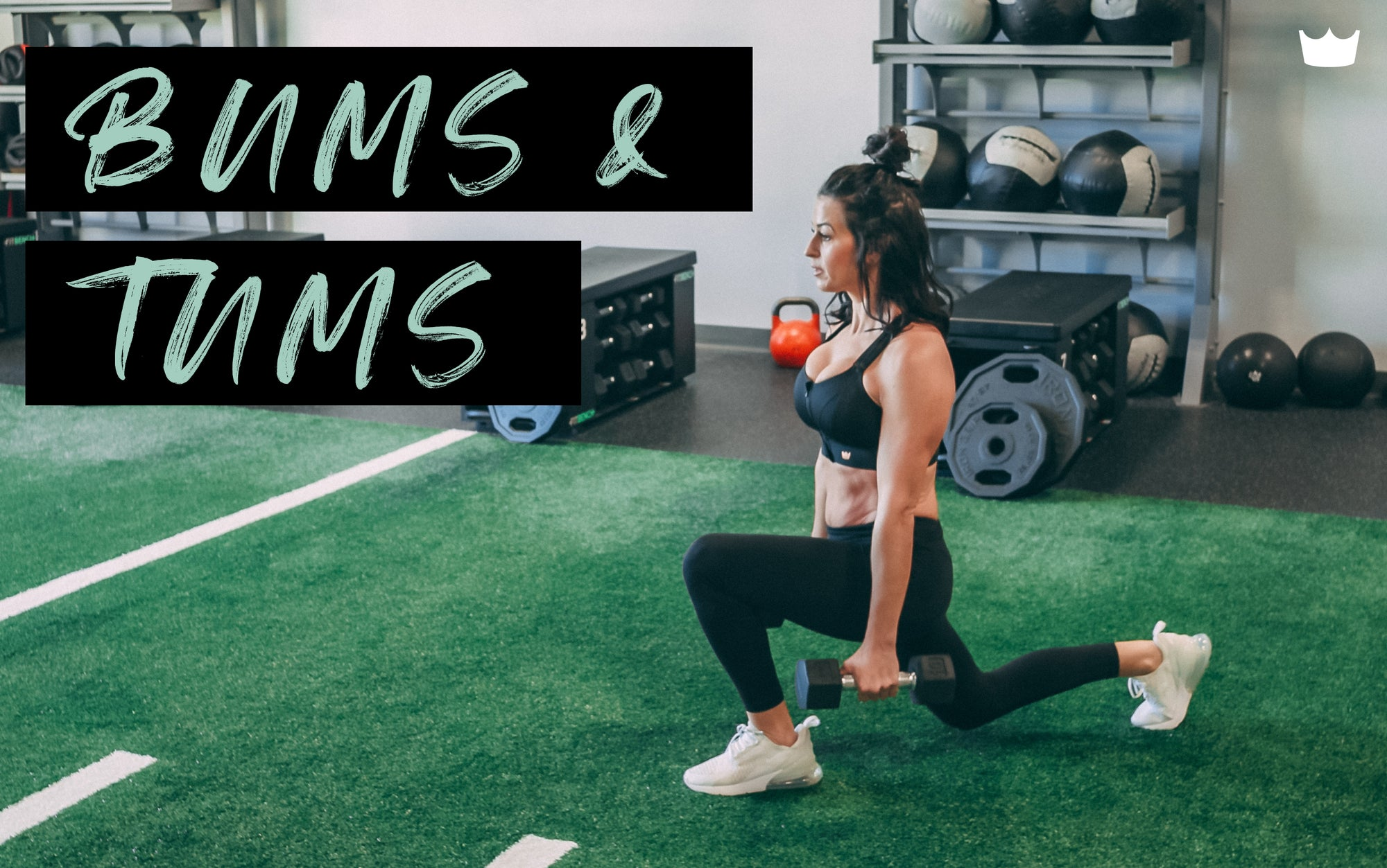 Workout Wednesday: Bums and Tums