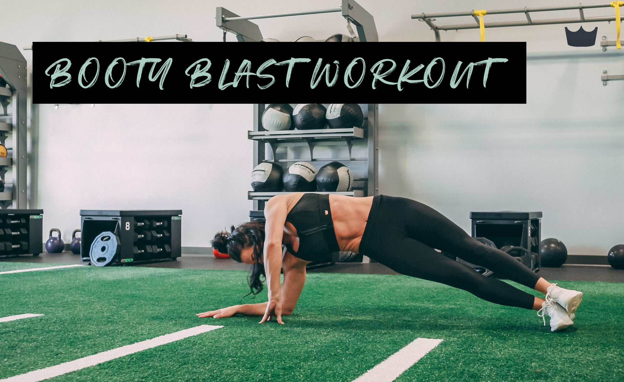 Workout Wednesday: Booty Blast