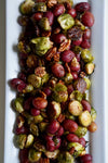 CHEFIT: ROASTED BRUSSELS SPROUTS & GRAPES