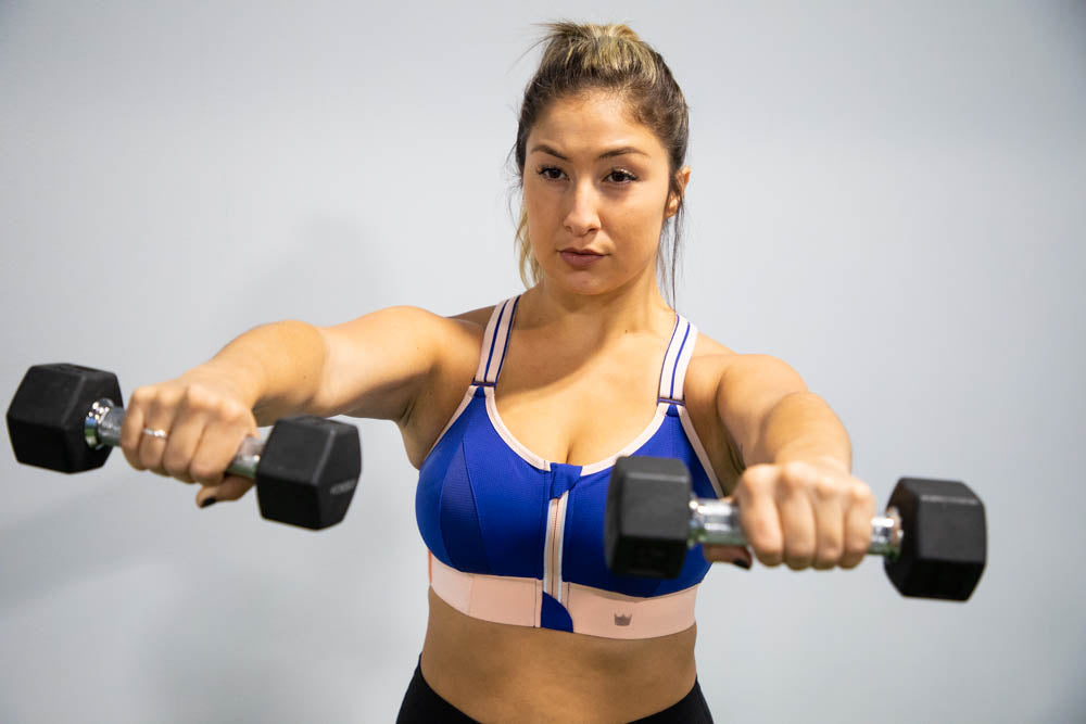 5 DUMBBELL WORKOUTS TO SCULPT YOUR ARMS