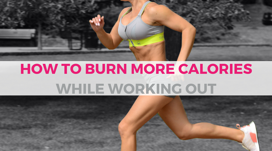 12 Tips to Boost Your Metabolism and Burn More Calories