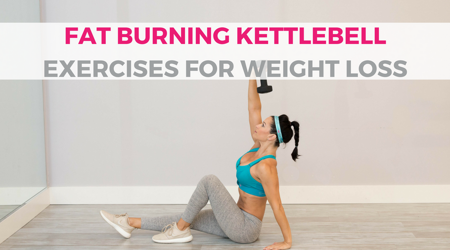 Kettlebell Workout for Women: A Full Body Routine for Beginners