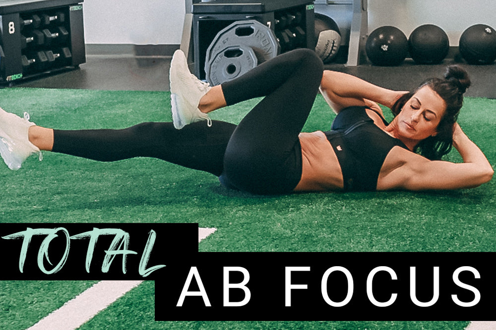 Workout Wednesday: Ab Workout For Women