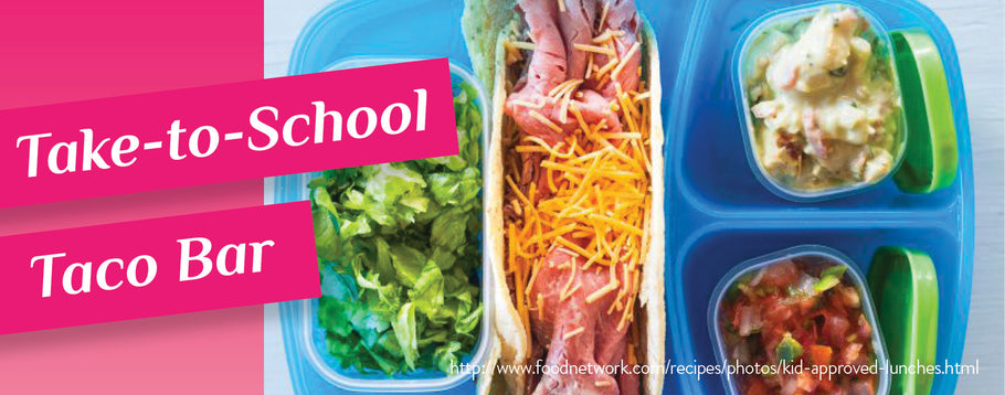 Back-to-School Lunches