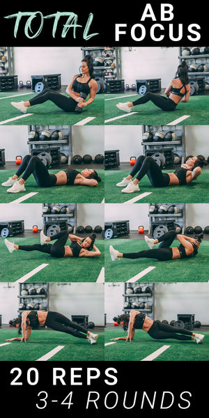 Stronger Abs Pintrest