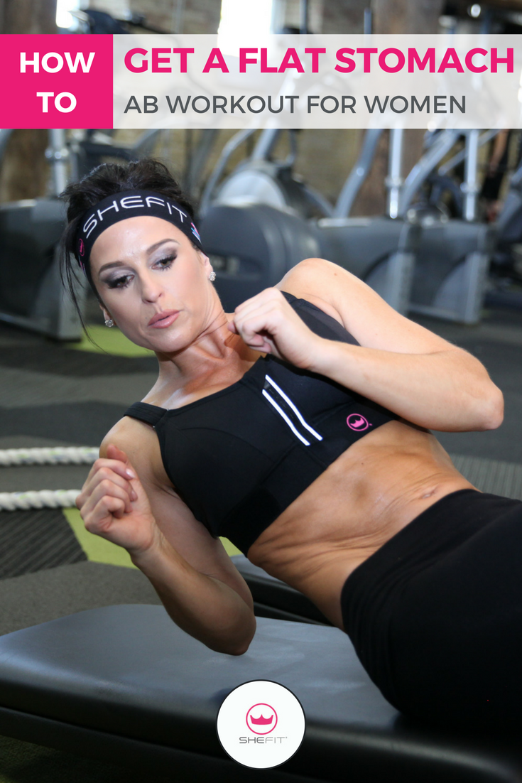 How to Lose that Muffin Top: Beginner Ab Workout for Women