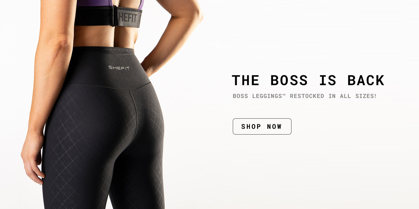Boss Leggings Shop Now
