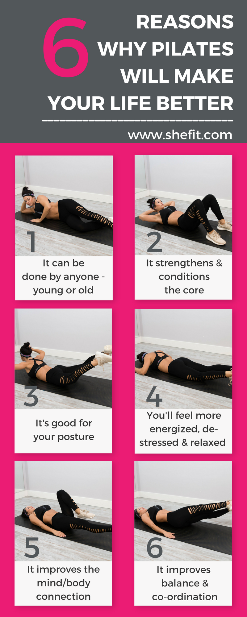 Introduction To Pilates 8 Full Body Exercises You Can Do At Home