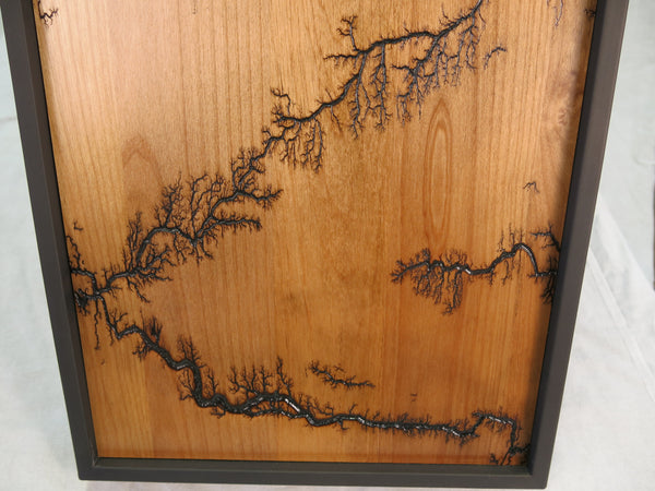 Current ARTifacts Series - Western Maple - TerraSteel Furniture Design, Bend, OR