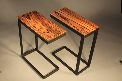 TerraSteel Custom Furniture Design - Made in Bend, Oregon