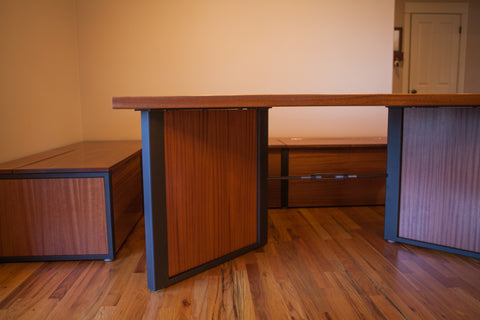 Used office furniture bend oregon amazing terrasteel for Reclaimed wood bend oregon