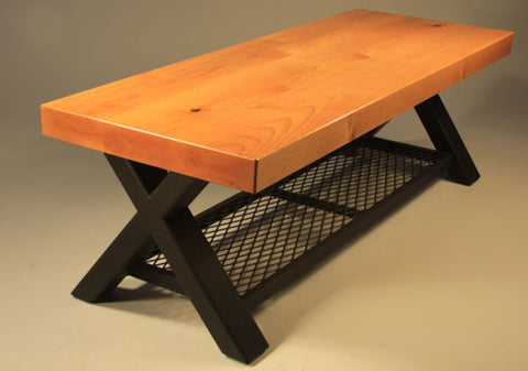 TerraSteel Custom Furniture Design - Made in Bend, OR