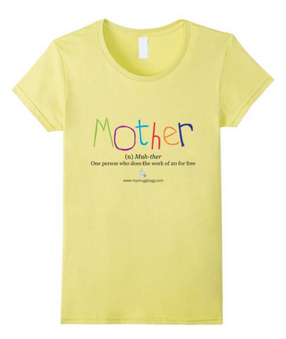 Mom Definition TeeShirt