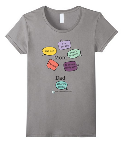 Mom Questions Shirt