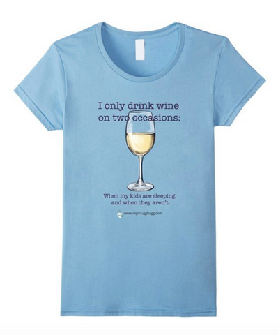 Mom Wine Shirt