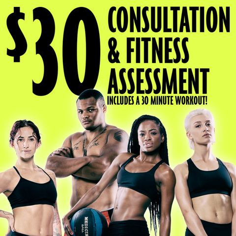 CONSULTATION / FITNESS ASSESSMENT