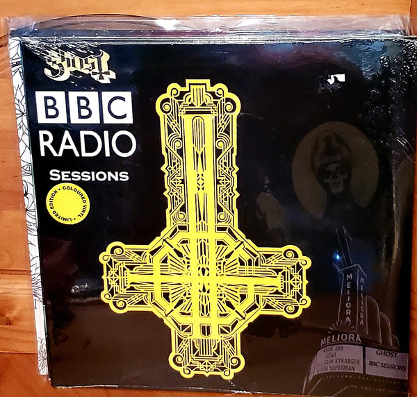Ghost BBC Radio Sessions LP