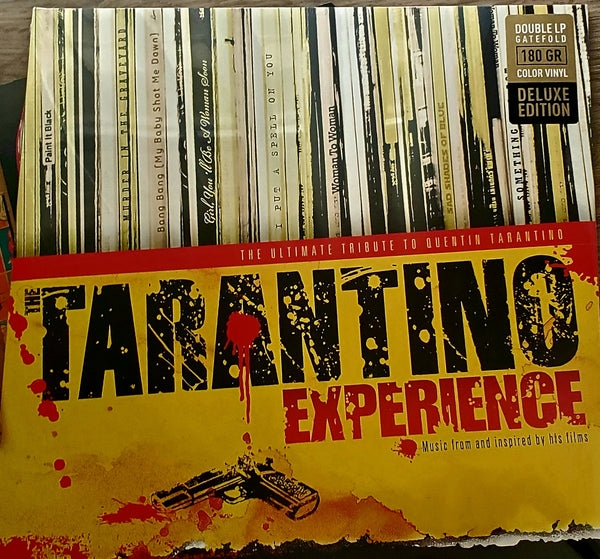 The Tarantino Experience LP (YLW/RED Swirl)
