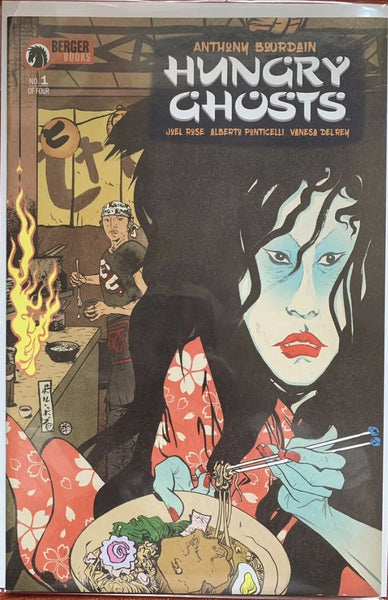 Hungry Ghosts #1 - Anthony Bourdain